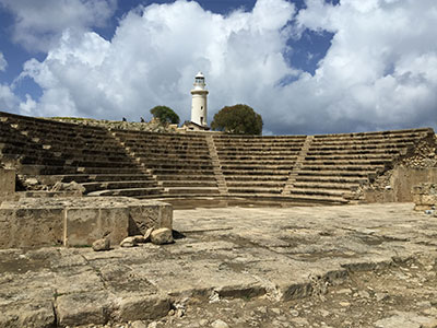 Paphos Ancient Odeon